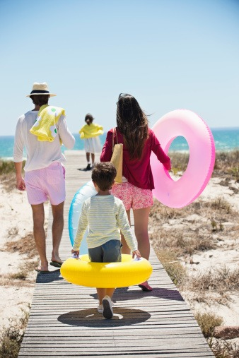 Top 5 Family Travel Destination for Spring Holiday by French Nanny